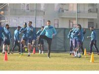 Alanyaspor, Galatasaray maçının hazırlıklarını sürdürdü