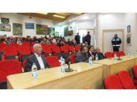 Başkan Uysal, Ak Partili meclis üyeleriyle değerlendirme yaptı