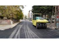 Yavuz Selim mahallesinde asfalt ve alt yapı çalışması