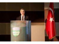 """KBÜ'de """"21. Yüzyılda Rekabet ve Pazar Ahlakı"""""""