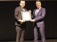 Türkiye Mükemmellik Ödülleri'nde ÇEDAŞ'a ödül