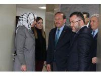 AK Parti Genel Başkan Yardımcısı Karacan Düzce'de
