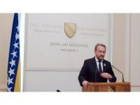 """Bakir İzetbegoviç: """"Bosna Hersek artık geleceğe bakmalı"""""""