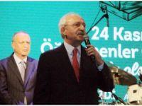 CHP Genel Başkanı Kılıçdaroğlu, Ataşehir'de öğretmenlerle bir araya geldi