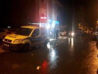 Maltepe'de silahlı iş yeri baskını; 1 yaralı