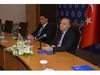 Rektör Ünal, Oda Başkanları ile buluştu