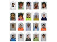 Tayland'da zorla gözaltında tutulurken kaçan 25 Uygur Türkü'nden 6'sı yakalandı