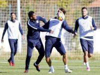 Antalyaspor, Fenerbahçe hazırlıklarını sürdürdü