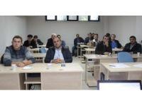 Fidancılara pazar araştırması semineri