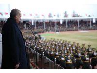 """Cumhurbaşkanı Erdoğan: """"Kendi göbeğimizi kendimiz keseceğiz"""""""