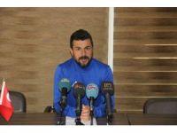"""Ali Tandoğan: """"Karşıyaka maçının neticesini hakemin etkilediğini düşünüyorum"""""""