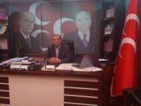 MHP Erzurum İl Başkanı Naim Karataş'ın Öğretmenler Günü mesajı