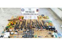 Van'da terör operasyonu: 31 gözaltı