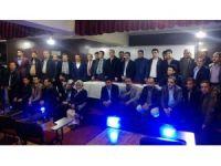 Gazi ve Şehit Aileleri Yardımlaşma ve Dayanışma Derneği Başkanlığına Erden seçildi