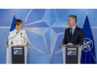 """NATO Genel Sekreteri Stoltenberg: """"Benzer şeylerin tekrar yaşanmaması için güvence veriyoruz"""""""