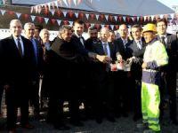 Veliköy Osb Mesleki ve Teknik Anadolu Lisesi'nin temeli atıldı