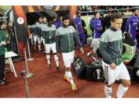 UEFA Avrupa Ligi: Atiker Konyaspor: 0 - Marsilya: 0 (İlk yarı)
