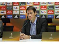 """Rudi Garcia: """"İlk golü biz atsaydık daha farklı olacağını düşünüyorum"""""""