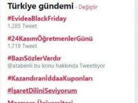 İşaret dili ile klip tekrardan Türkiye gündeminde