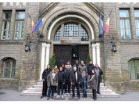 GAÜN Öğretim Üyeleri Romanya'da eğitim verdi