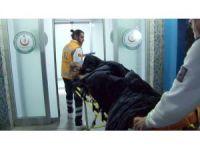 İş yerini kundaklayan kiracısını hastaneden çıkıp vurdu