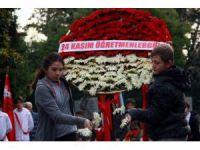 Samsun'da Öğretmenler Günü kutlaması