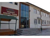 Gaziantep'te ilçelere 34 sosyal tesis