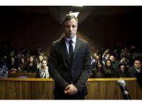 Sevgilisini öldüren atlet Pistorius'a 13 yıl 5 ay hapis cezası