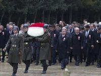 81 ilden gelen öğretmenler Anıtkabir'de