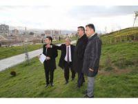 Niğde Belediye Başkanı Özkan Kentsel Dönüşümde incelemelerde bulundu