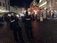 Almanya'da yeni yıl öncesi terör alarmı