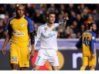 Devler Ligi'nde haftanın oyuncusu Ronaldo