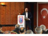 AYTO Müşterek Meslek Komiteleri Toplantısını Gerçekleştirdi