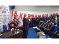 AK Parti Tekman İlçe kongresi yapıldı