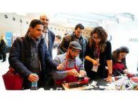 Girişimciler hünerlerini Ankara'da sergiledi