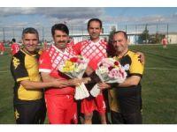 Diyarbakır'da dostluk maçı düzenlendi