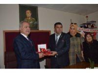 Başkan Kadir Kara'dan şehit ailelerine ziyaret