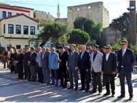24 Kasım Öğretmenler Günü Çeşme'de törenle kutlandı