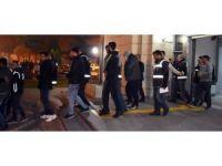 Manisa polisinin uyuşturucu operasyonunda 11 tutuklama