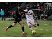 Süper Lig: Osmanlıspor: 2  - Gençlerbirliği: 0 (Maç sonucu)