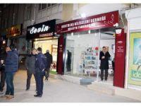 Malatya'da kilise temsilciliğine saldırı