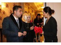 Öğretmenler Murat Başaran'ın şarkılarıyla eğlendi
