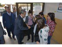 Nazilli Belediyesi ortaokula kantin kazandırıyor