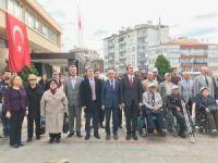 3 Aralık Dünya Engelliler Günü için tören düzenlendi