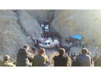 Şırnak'ta kuyuya düşen işçilerden birinin cansız bedenine ulaşıldı