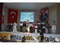 Sinop'ta Dünya Engeliler Günü etkinliği