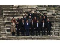 Vize Antik Amfitiyatro Örenyeri projesi tamamlandı