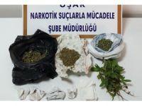 Uşak'taki uyuşturucu operasyonunda 7 kişi tutuklandı