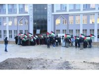 Sinop'ta Kudüs eylemi