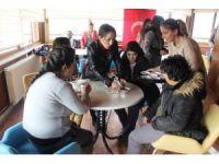 Tunceli'de gençler, engelli bireylerle bir araya geldi